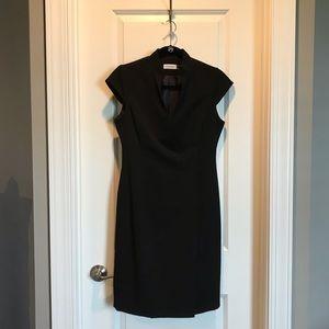 Return to Office: Calvin Klein Dress